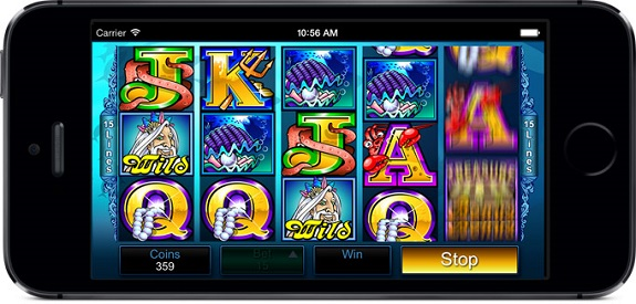 play mobile slots with real money